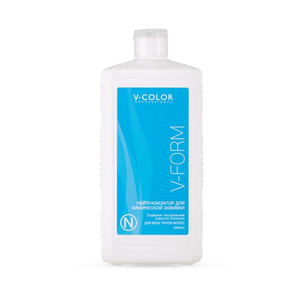 V-COLOR V-FORM Нейтрализатор для химической завивки
